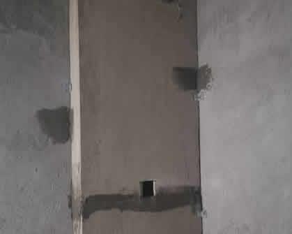 水泥包立管